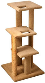 made in USA cat tree